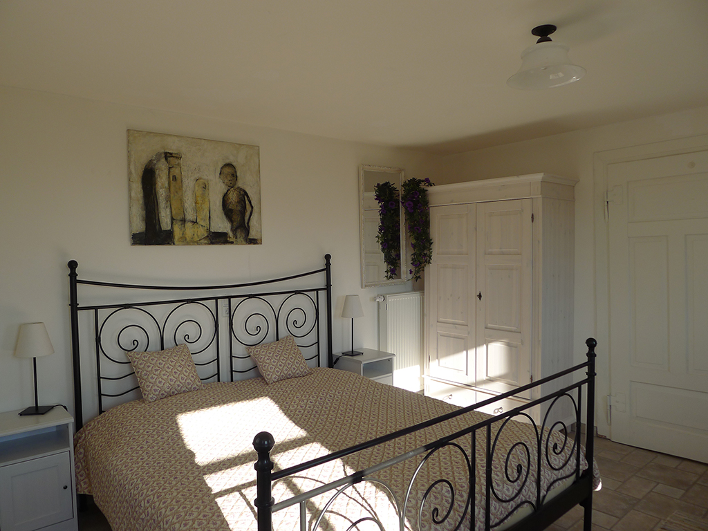3-Bett-Zimmer, 1. Stock (Zimmer 1)